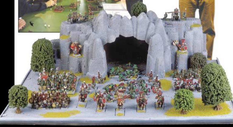 Ejército de Enanos del Caos de Antonio Martínez