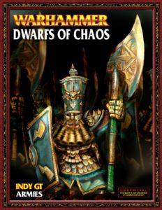 Cubierta de «Dwarfs of Chaos»