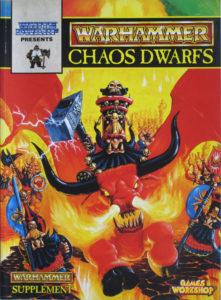 Cubierta de «White Dwarf Presents: Chaos Dwarfs»
