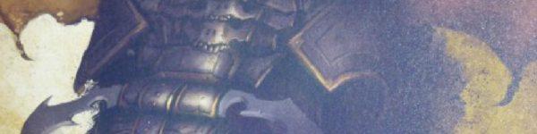 Cubierta de la «Legión de Azgorh»