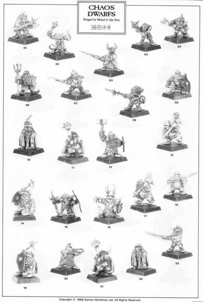 Chaos Dwarfs (página 303)