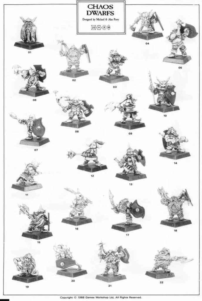 Chaos Dwarfs (página 304)