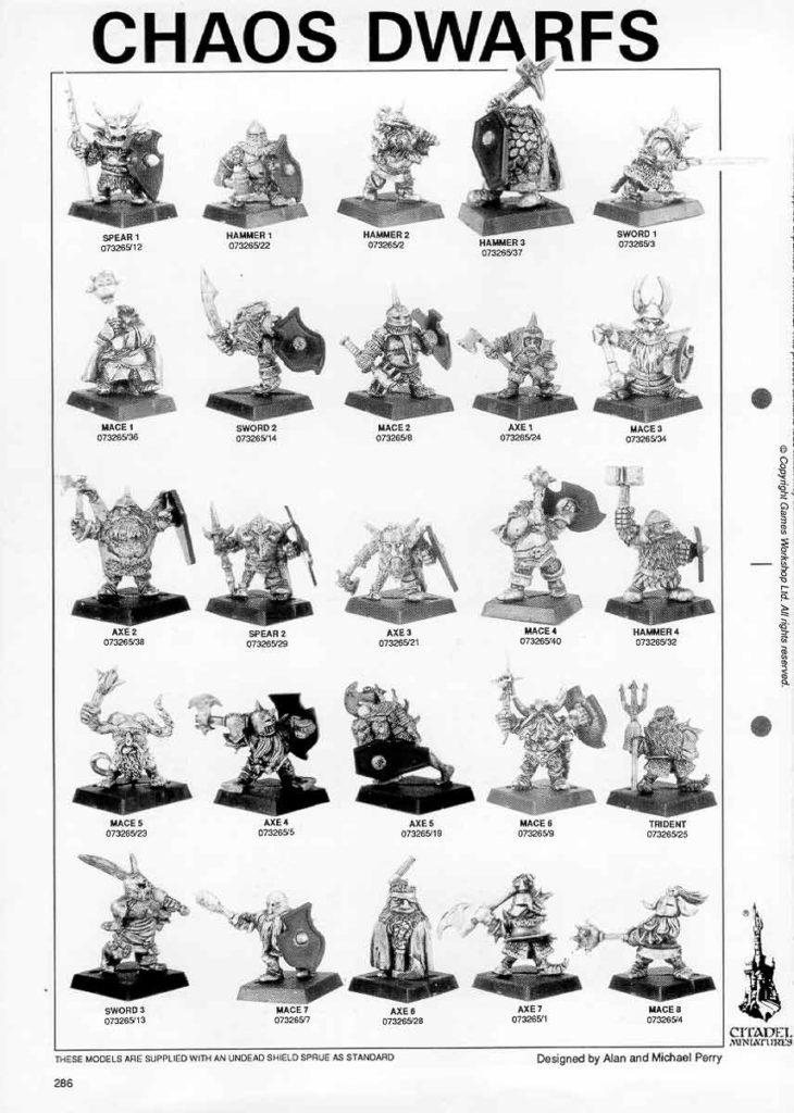 Chaos Dwarfs (página 286)