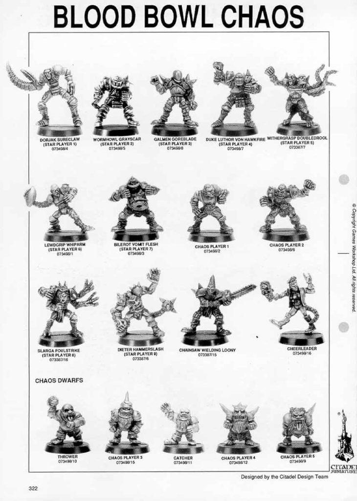 Blood Bowl: Chaos Dwarfs