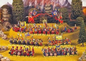 Lord Bzaark's Chaos Dwarf Army