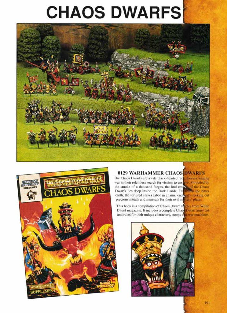 Warhammer: Chaos Dwarfs