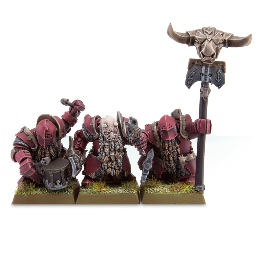Infernal Guard Command