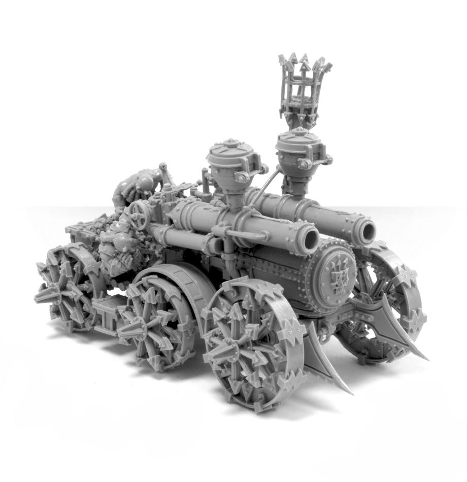 Iron Daemon War Engine