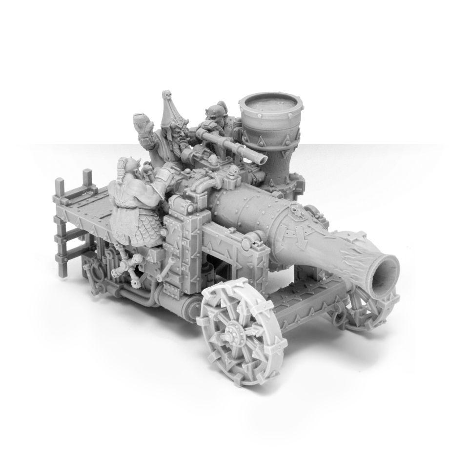 Magma Cannon