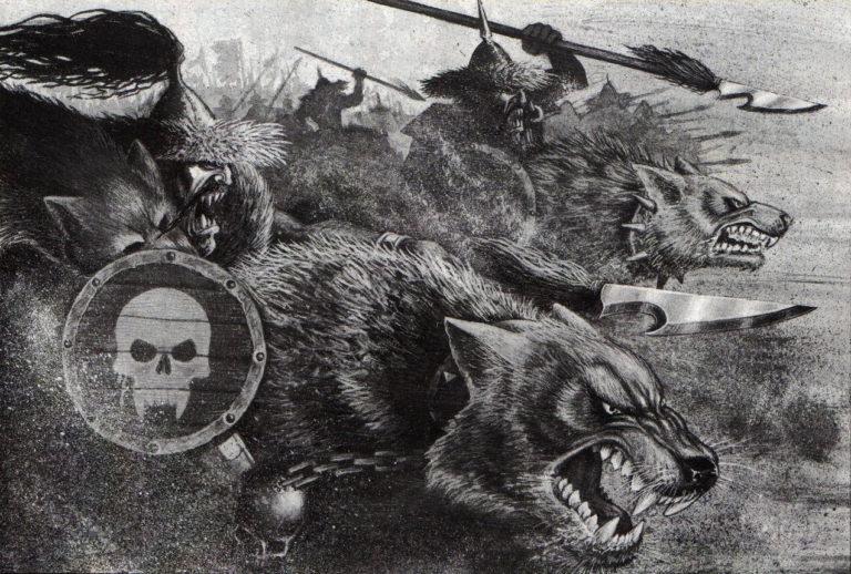 Horda del lobo de Oglah Khan