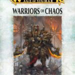 Cubierta de «Warhammer Age of Sigmar: Warriors of Chaos»