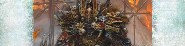 Cubierta de «Warhammer Age of Sigmar: Warriors of Chaos»