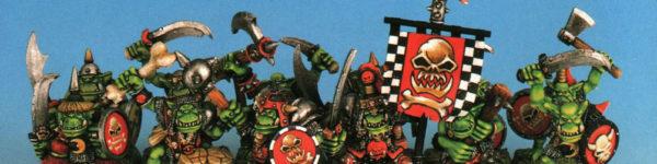 Una unidad de Orcos